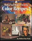 Helen Van Wyk . Com Color Recipes 2
