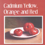 Helen Van Wyk . Com Cadmium Yellow, Orange and Red