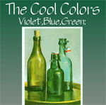 Helen Van Wyk . Com The Cool Colors - Violet, Blue, Green - You Can