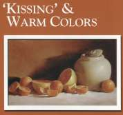 Helen Van Wyk . Com Kissing and Warm Colors - Adding Passion to Your Paintings