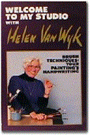 Helen Van Wyk . Com Brush Techniques