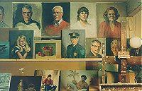 Helen Van Wyk portraits